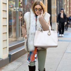 Outfit Ideas: Off-Duty Winter Style