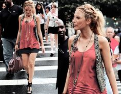 Style Like A Gossip Girl + Get The Look For Less