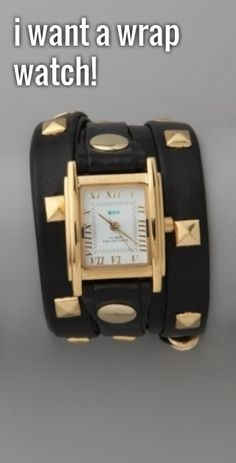 I need this watch :)