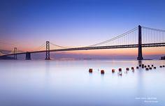 Dawn Colors - Bay Bridge | by David Yu