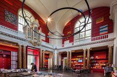 MVRDV, Scagliola/Brakkee · Stedelijk Museum Schiedam Transformation