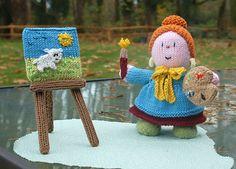 'Daphne Dabble' by  Elaine at #stitchnquilt