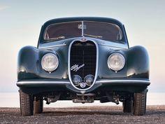 1939 Alfa Romeo 6C 2500 Sport Berlinetta par Carrozzeria Touring