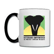 Mugs & Drinkware ~ Contrast Coffee Mug ~ VETPAW - Contrast Coffee Mug