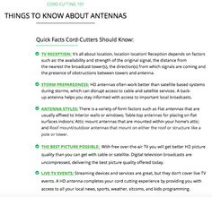 37 Best Cord-Cutting 101 images | Cords, Cable, Cord