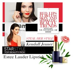"""Steal her Style -kendall jenner"" by groove-muffin ❤ liked on Polyvore featuring beauty"