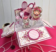 La-La Land Crafts Inspiration and Tutorial Blog: Tutorial Thursday