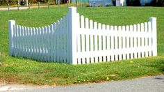 Corner Fence Landscaping Ideas | Fence Pictures: Corner Fences With Dog-Ear Pickets