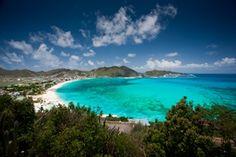 the beautiful Divi Little Bay Beach Resort on the Caribbean island of St. Maarten!