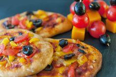 WM-Glam Ladies Night | Decorate + Celebrate #Pizza #WM #Snacks