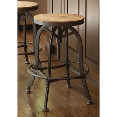 You'll love the Southbridge Adjustable Height Swivel Bar Stool at Wayfair - Great Deals on all Furniture  products with Free Shipping on most stuff, even the big stuff.