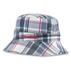 Carhartt Women s Plaid Bucket Hat - Bay Blue S M at Amazon Women s Clothing  store  2157be107