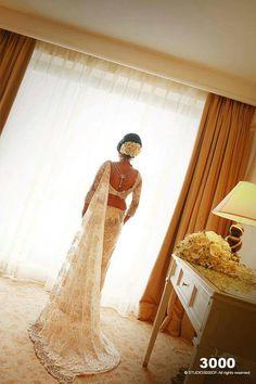 Sri Lankan Bridal designed by Charith Wijesekara