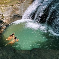 This km Gorge Trail Near Ontario Will Take You To A Hidden Waterfall Swimming Hole - Narcity Road Trip Essentials, Road Trip Hacks, Road Trips, Ontario Travel, Small Waterfall, Swimming Holes, Beautiful Places To Visit, Weekend Trips, Canada Travel