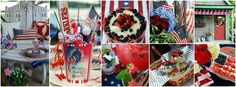 Celebrate National Flag Week + Stars and Stripes Salute – Home is Where the Boat Is Endless Summer Hydrangea, Frozen Dog, Liberty Blue, Ball Jars, Arte Floral, Party Treats, National Flag, Vintage Tea, Independence Day