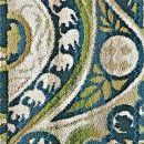 All Dolled Up-Blue carpet tile by FLOR $20 pc