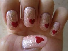 20 Valentine's Day Manicures He'll Love | Beauty High