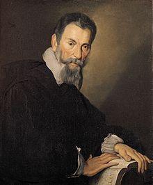 Claudio Monteverdi- ( 15.Mai 1567- 29.November 1643 ) war ein italienischer Komponist, Gambist, Sänger. Sein Werk markiert die Wende von der Musik der Renaissance zum Barock.