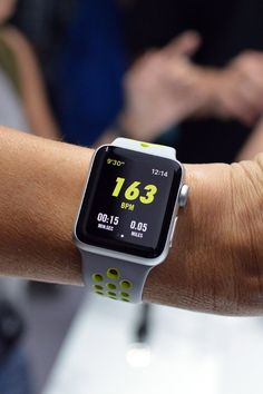 Why Every Runner Is Definitely Going to Want Apple's New Nike+ Watch