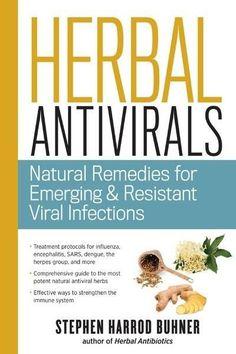 Herbal Antivirals #HerbalMedicine