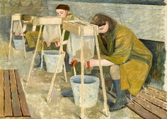 Evelyn Dunbar: the genius in the attic