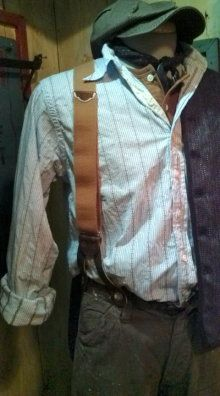 1910s shirt style