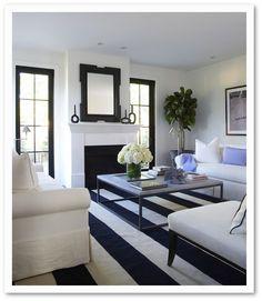 Lulu Belle Design: TRENDY TUESDAY : BLACK WINDOWS