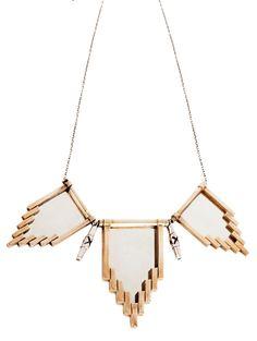 Triple Empire Necklace