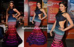 esha-gupta-adah-sharma-neha-agarwal-siima-awards-2014