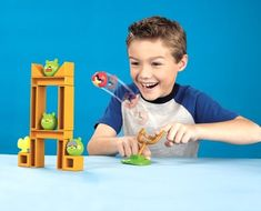 Mattel's Angry Birds Knock on Wood Game is indeed as addicting as the phone application and will give your family hours of fun and laughter.
