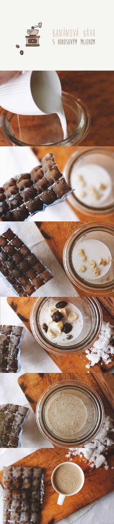 Coffee / banana / ice / recipe