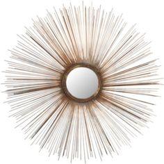 Sunburst Round Wall Mirror  found at @JCPenney