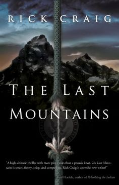 The Last Mountains - this book is free on Amazon as of May 30, 2012. Click to get it. See more handpicked free Kindle ebooks - judged by their covers fresh every day at www.shelfbuzz.com