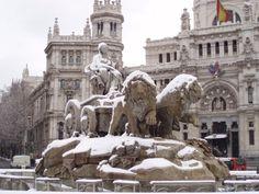 Plaza de Cibeles (Madrid, Španielsko) - Recenzie - TripAdvisor