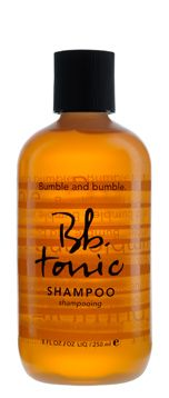 tonic shampoo is a favorite hs tea tree oil and peppermint extracts to soothe the scalp, balance natural oil, boost circulation, and tingle the scalp leaving hair soft and shiny. Not recommended for the chemically treated or very dry hair.