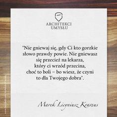 Marek Licyniusz Krassus - Nie gniewaj się - Architekci Umysłu motywacja