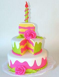 LOVE THIS BIRTHDAY CAKE