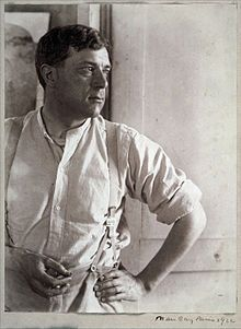 GEORGES BRAQUE – Along with Picasso and Juan Gris, the main figure of Cubism, the most important of the avant-gardes of the century Art.SORY NO Self Portrait Paris, photograph by Man Ray) Georges Braque, Man Ray, Harlem Renaissance, Rene Magritte, Pablo Picasso, Famous Artists, Great Artists, Paris, Paul Klee
