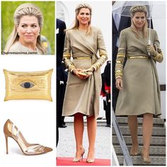 Queen Maxima of the Netherlands 🇳🇱 She Is Gorgeous, Queen Maxima, Love Her Style, Royal Fashion, King Queen, Dress Outfits, Dresses, Mother Of The Bride, Classic Style