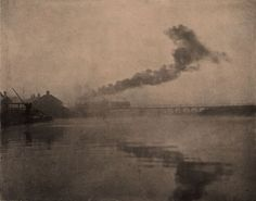 Peter Henry Emerson - The Bridge,... http://dame-de-pique.tumblr.com/post/162316079150/peter-henry-emerson-the-bridge-c1895 by http://apple.co/2dnTlwE