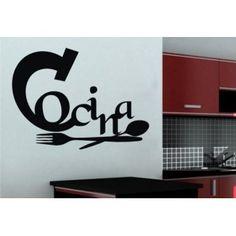 vinilos decorativos adhesivos de pared cocina aqm