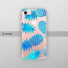 iPhone 7 plus case pineapple iPhone 7 case iphone by CaseToaster