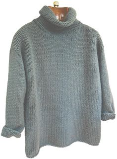 Morehouse Farm        Knitting Kits (Sweaters for Children):   Mo Tunic Sweater KnitKit