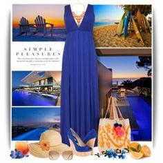 Blue, orange 03 JULY 2015
