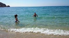 Playa de la Colonia en Águilas, Murcia