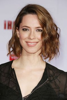Rebecca Hall Iron Man 3 Red Carpet Beauty Interview (Vogue.com UK)