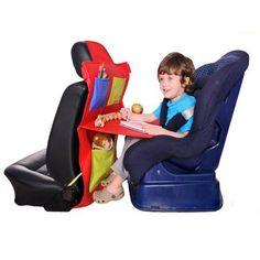 """A Mesinha de Avião serve em qualquer carro e você encontra na loja @brinqueduque .Projetada para usar em conjunto com o """"cadeirão"""" (não incluso), é como a mesinha de lanche nos aviões, facilmente fixada nas costas do banco dianteiro.    👌Ideal para brincar, desenhar ou tomar um lanchinho, distraindo as crianças no trânsito e nas viagens.    Compre agora no linkhttp://bit.ly/2ebUpCh    #dicasdemae #brinquedos #mesinhadeavião #passeio #enxoval #carro #acessóriosparacarros #mesinhaparacarros…"""