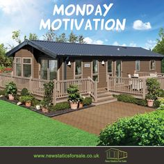‪#‎MondayMotivation‬  Here's the super cool Key West Lodge!  Details at http://www.newstaticsforsale.co.uk/new-lodges-for-sale/willerby-lodges/key-west-leisure-lodge.html #HolidayLodge #Summer   #UK