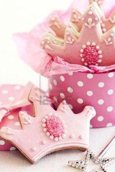 princess crowns. cute idea