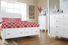 Langlor Storage Sleigh Bed   Wayfair
